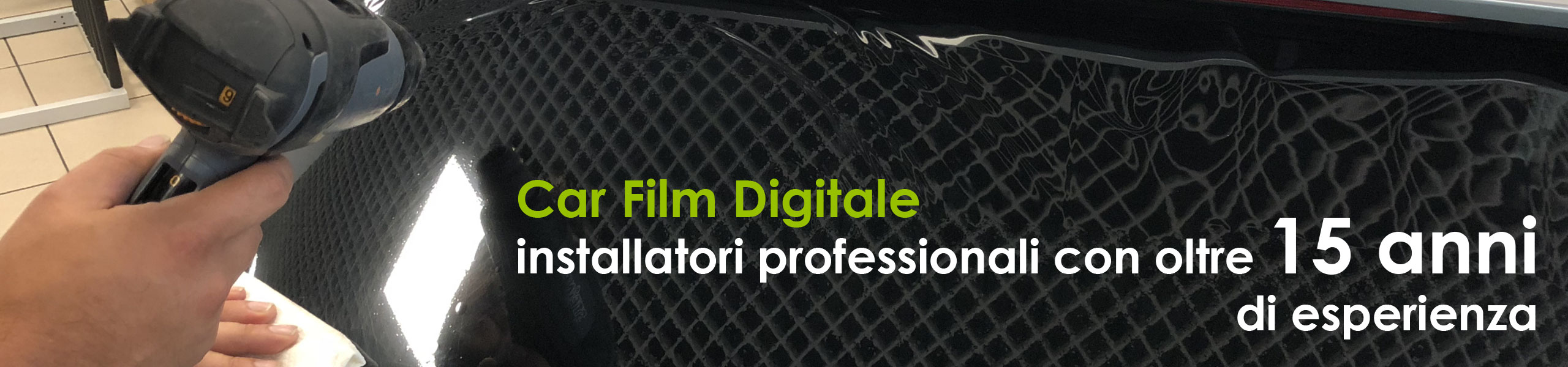 Car Film Digitale Installatori Professionali di Pellicole