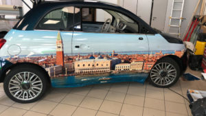 Car Wrapping Venezia