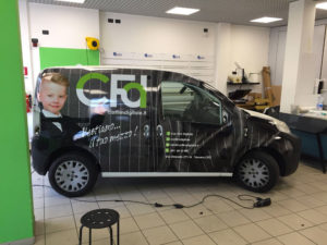 Car Wrap Wrapping Car Film Digitale