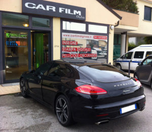 Porsche Cayman Wrapping